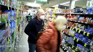 Gangstalking Caught On Camera Completely Surrounded stalkers mobbing the target