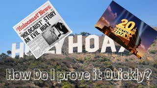 fred leuchter the holocaust hoax wake up history is a lie now the Jews control the world