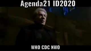 Agenda 21 - 2030 id Predictive Occult Mockery Programming right in front of the masses