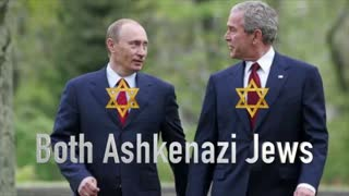 """RUSSIA and The """"WAR ON TERROR"""" wake up Israel and Russia control the United States"""
