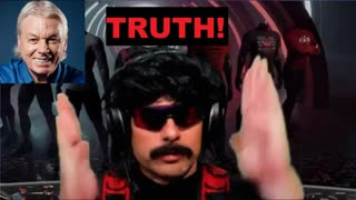 Dr disrespect permanently banned from twitch because he mentioned David Icke was it orchestrated
