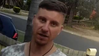 part 1- a must watch another targeted individual knocks on gang stalking Australia's door 28/12/2019