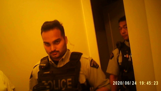 Police Called : Gang Stalkers Coming Into My House To Gaslight Me Slander Report In Police Statement