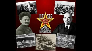 the Bolshevik Jews that created communism in Russia now control the world