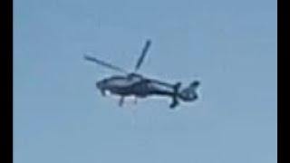 I uploaded the last video police Chopper started circling my house also noise campaigners joined in