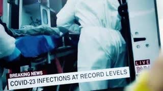 """COVID - 23 The Fastest Movie Ever Made During a """"Pandemic Lockdown predictive programming"""