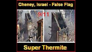 this video proves that they used thermite to help take down the Twin Towers a must watch