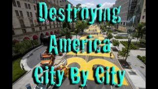 BLM EXPOSED: DESTROYING AMERICA CITY BY CITY