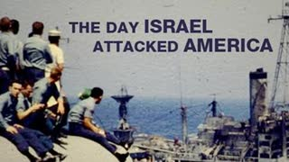 The Crimes of the ZOG: The Day Israel Attacked America
