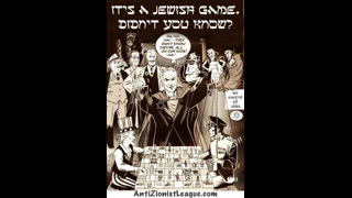 It's a Jewish game didn't you know?