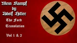 Mein Kampf by Adolf Hitler Audiobook (1925) - The Ford Translation (Full)