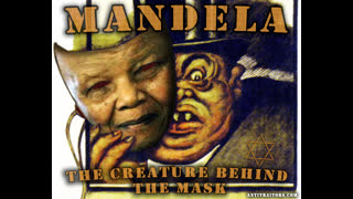 Mandela the creature behind the mask