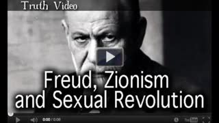 Freud Zionism and Sexual Revolution