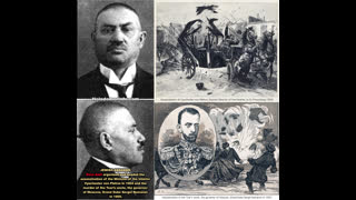 Evno Azef and his Assassinations