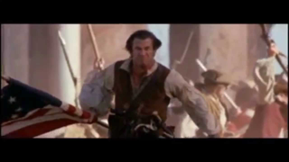 I'd Rather Die than be Your Slave -  The Patriot Video