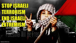 Pray For Palestine Because The Way of Palestine Will Be The Way of the World