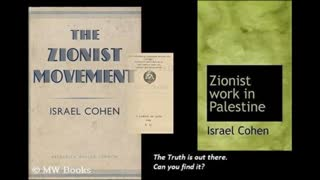 review 313 pt 1, Zionism and Jewish Ideals by Israel Cohen