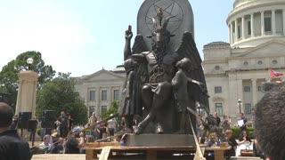 Banned Utube video 8182018 Lucifer, Satan, Moloch, Baal, Baphomet, The worlds coming religion