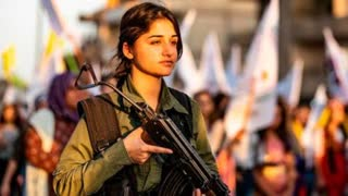 Israel supports the Kurds in north Syria (TV7 Israel News) 07/11/19