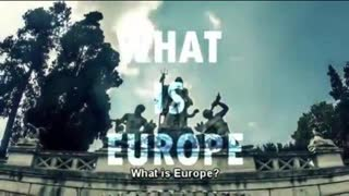 Adolf Hitler -- What Is Europe?