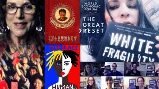 """Parallels of the """"White Fragility"""" cult and the Maoist cultural revolution (By Aaron Kasparov)"""
