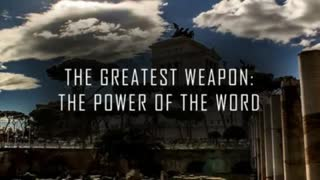 The Greatest Weapon: The Power of the Word (By Asha Logos)
