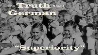 """The """"racialism"""" and """"superiority"""" of National Socialist Germany"""