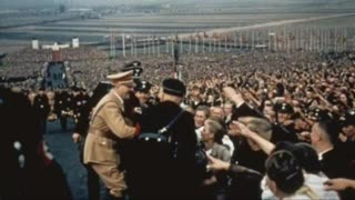 Uncle Dolf and Cousin Goebbels - Historic Speeches (Compilation)