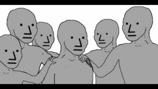 The Liberal Personality Void-Space and the NPC Meme - VPX
