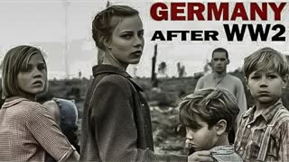 Germany After WW2 - A Defeated People - Documentary On Germany in the immediate aftermath of wwII