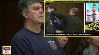 Father Arrested After Hearing FBI Covered-Up His Daughters Abuse - 9/15/2021 - RedIceTV