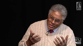 Thomas Sowell discusses his newest book, Intellectuals and Race