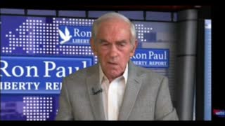 Ron Paul Appears to Suffer a Stroke While on Livestream