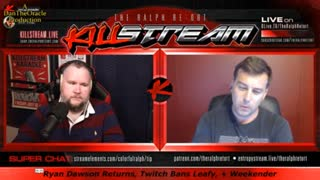 Patrick Little appearance on the Killstream and aftermath