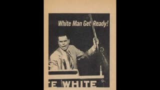 George Lincoln Rockwell- Squirrel Rifle