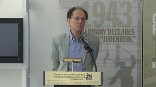 """""""Producing Silence: Hollywood, the Holocaust, and the Jews"""" - Curator's remarks"""