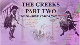 """THE NOT SO CHOSEN PEOPLE PART 7-2 """"THE GREEKS"""" PART 2 OF 2"""