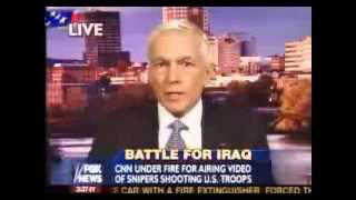 General Wesley Clark -  (Cover Up) Israeli Snipers Killing Americans In Iraq Story