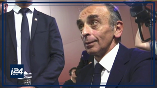 Far-right Jewish pundit Zemmour overtakes Le Pen in French election polls