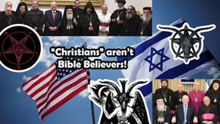 Christians Supporting Israel are Anti-Bible Morons