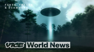 How We Staged a UFO Hoax | Fakes, Frauds and Scammers