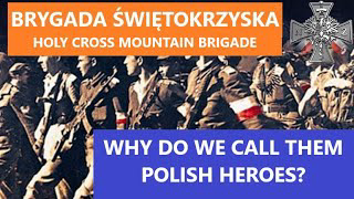 Holy Cross Mountains Brigade NSZ. Polish Partisan Heroes of World War II that joined general Patton!