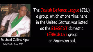 MCP 23 Apr - 2 May 2007 JDL assaults Paul Fromm, Holocaust, Old Testament is fictitious 911 JFK