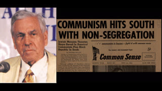 Eustace Mullins 1954 How some jews are using Negroes, as a weapon, to attack white people