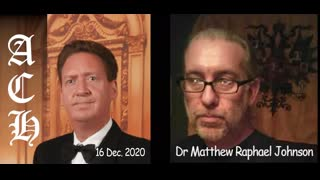 ACH (1408) Dr. Matthew Raphael Johnson – A Review Of The Great Reset The Book By Klaus Schwab 16 Dec 2020