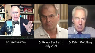 Dr David Martin & Dr Peter McCullough int by Dr Reiner Fuellmich (english only)