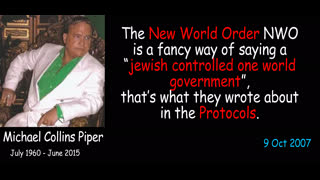 MCP 1-11 Oct 2007 phone-calls tapped by Israel, NO MORE WARS FOR ISRAEL Dianna's chauffeur = mossad