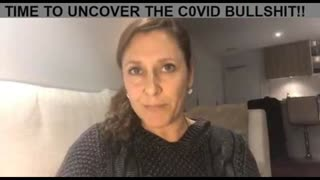 TIME TO UNCOVER THE C0VID BULLSHIT!! *please share*