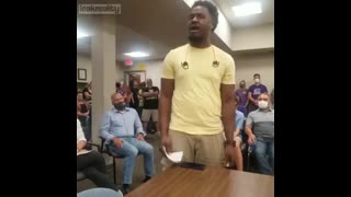 Father Gives A Powerful Speech Against Critical Race Theory
