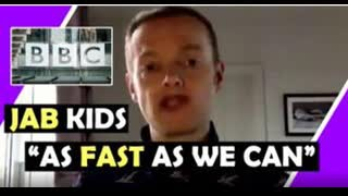 """JAB Kids """"as fast as we can"""" Say Sage On BBC / Hugo"""